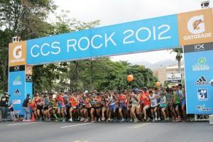 Salida CCS Rock 2012