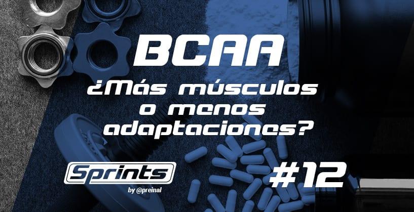 BCAA ¿Más músculos o menos adaptaciones?