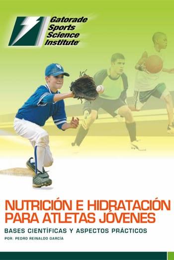 Nutrición e hidratación para altletas jovenes