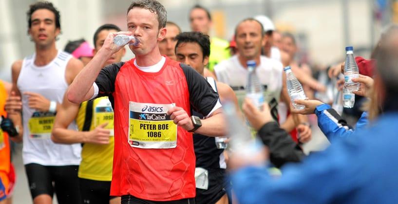 ¿Por qué usar Bebidas o Geles durante el maratón?